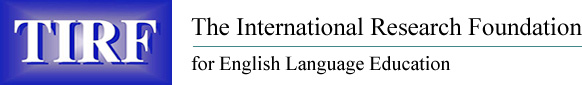 The International Research Foundation for English Language Education