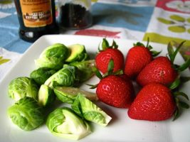 brusselsproutsstrawberries